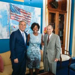 Gary Shapiro Talks Tech with Congressman Kevin McCarthy