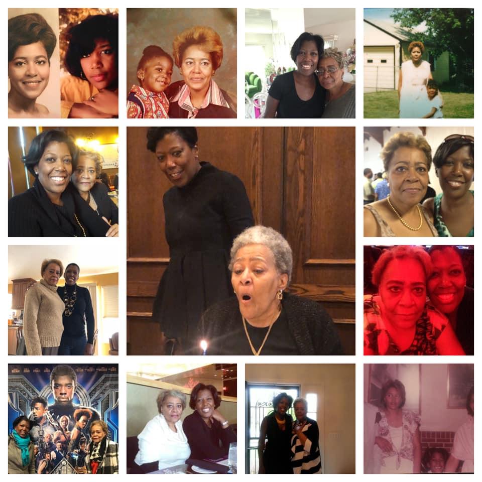 Happy 70th Birthday Mom, Mrs. Josie Allen